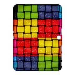 Pinterest Water Colorfull Samsung Galaxy Tab 4 (10.1 ) Hardshell Case