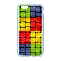 Pinterest Water Colorfull Apple Seamless iPhone 6/6S Case (Color)