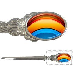 Rainbow Color Letter Openers