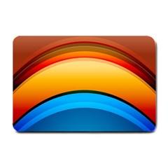 Rainbow Color Small Doormat
