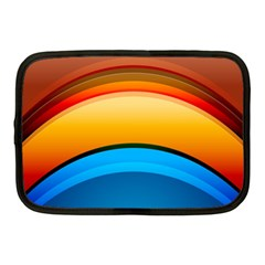 Rainbow Color Netbook Case (Medium)
