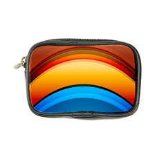 Rainbow Color Coin Purse