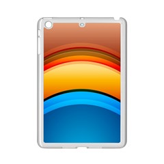 Rainbow Color iPad Mini 2 Enamel Coated Cases