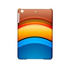 Rainbow Color iPad Mini 2 Hardshell Cases