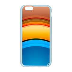 Rainbow Color Apple Seamless iPhone 6/6S Case (Color)