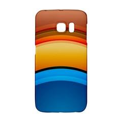 Rainbow Color Galaxy S6 Edge
