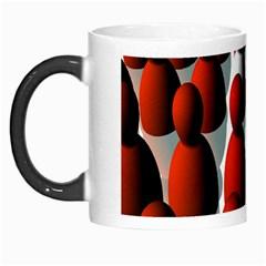 Red White Morph Mugs