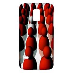 Red White Galaxy S5 Mini