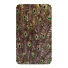 Purple Peacock Feather Wallpaper Memory Card Reader