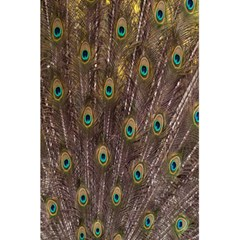 Purple Peacock Feather Wallpaper 5.5  x 8.5  Notebooks