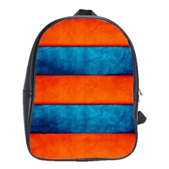 Red Blue School Bags(Large)