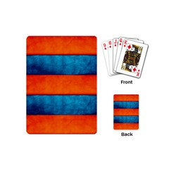 Red Blue Playing Cards (Mini)
