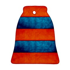 Red Blue Ornament (Bell)