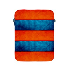 Red Blue Apple iPad 2/3/4 Protective Soft Cases