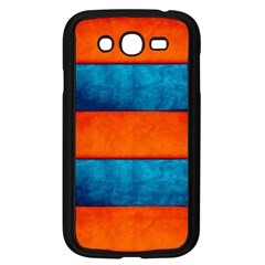 Red Blue Samsung Galaxy Grand DUOS I9082 Case (Black)