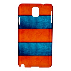 Red Blue Samsung Galaxy Note 3 N9005 Hardshell Case