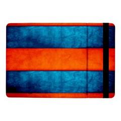 Red Blue Samsung Galaxy Tab Pro 10.1  Flip Case