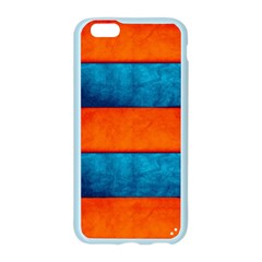 Red Blue Apple Seamless iPhone 6/6S Case (Color)