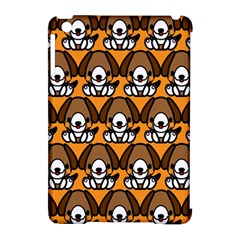 Sitbeagle Dog Orange Apple iPad Mini Hardshell Case (Compatible with Smart Cover)