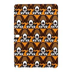 Sitbeagle Dog Orange Samsung Galaxy Tab Pro 10.1 Hardshell Case
