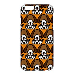 Sitbeagle Dog Orange Apple iPhone 6 Plus/6S Plus Hardshell Case