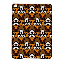 Sitbeagle Dog Orange iPad Air 2 Hardshell Cases