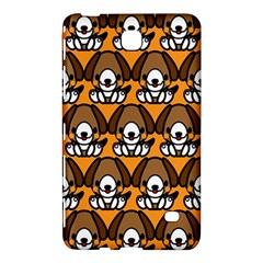 Sitbeagle Dog Orange Samsung Galaxy Tab 4 (8 ) Hardshell Case