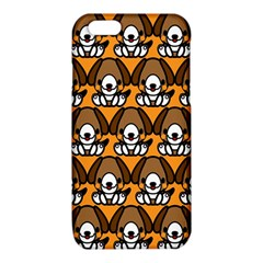 Sitbeagle Dog Orange iPhone 6/6S TPU Case