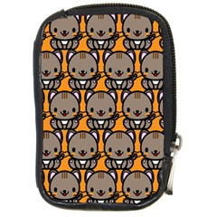 Sitcat Orange Brown Compact Camera Cases
