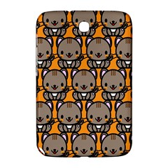 Sitcat Orange Brown Samsung Galaxy Note 8.0 N5100 Hardshell Case