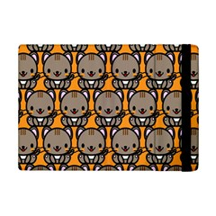 Sitcat Orange Brown iPad Mini 2 Flip Cases