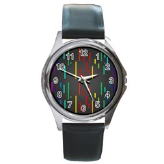 Related Pictures Funny Round Metal Watch