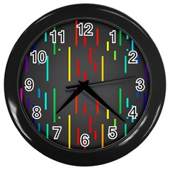 Related Pictures Funny Wall Clocks (Black)