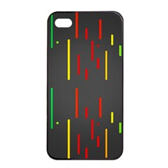 Related Pictures Funny Apple iPhone 4/4s Seamless Case (Black)