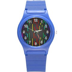Related Pictures Funny Round Plastic Sport Watch (S)