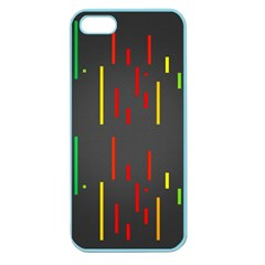 Related Pictures Funny Apple Seamless iPhone 5 Case (Color)
