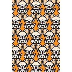 Sitchihuahua Cute Face Dog Chihuahua 5.5  x 8.5  Notebooks
