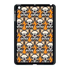Sitchihuahua Cute Face Dog Chihuahua Apple iPad Mini Case (Black)