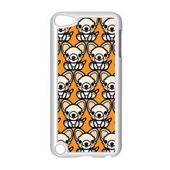 Sitchihuahua Cute Face Dog Chihuahua Apple iPod Touch 5 Case (White)