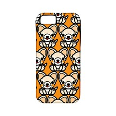 Sitchihuahua Cute Face Dog Chihuahua Apple iPhone 5 Classic Hardshell Case (PC+Silicone)