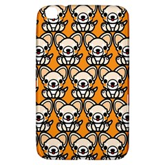 Sitchihuahua Cute Face Dog Chihuahua Samsung Galaxy Tab 3 (8 ) T3100 Hardshell Case