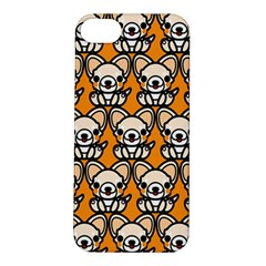 Sitchihuahua Cute Face Dog Chihuahua Apple iPhone 5S/ SE Hardshell Case