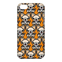 Sitchihuahua Cute Face Dog Chihuahua Apple iPhone 5C Hardshell Case