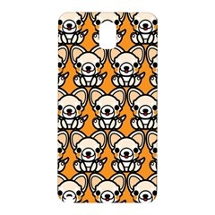 Sitchihuahua Cute Face Dog Chihuahua Samsung Galaxy Note 3 N9005 Hardshell Back Case