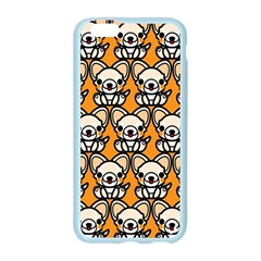 Sitchihuahua Cute Face Dog Chihuahua Apple Seamless iPhone 6/6S Case (Color)