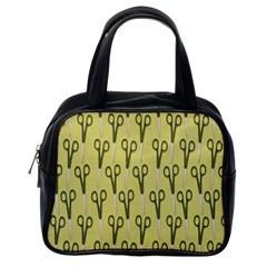 Scissor Classic Handbags (One Side)