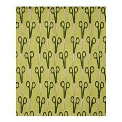 Scissor Shower Curtain 60  X 72  (medium)