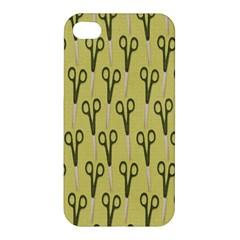 Scissor Apple iPhone 4/4S Premium Hardshell Case