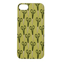 Scissor Apple iPhone 5S/ SE Hardshell Case