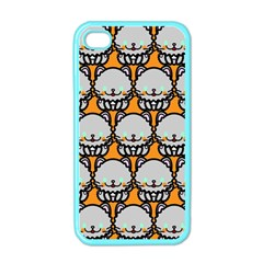 Sitpersian Cat Orange Apple iPhone 4 Case (Color)